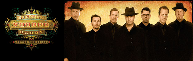 Picture of the Big Bad VooDoo Daddy group