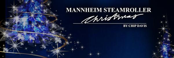 Banner graphic for Mannheim Steamroller