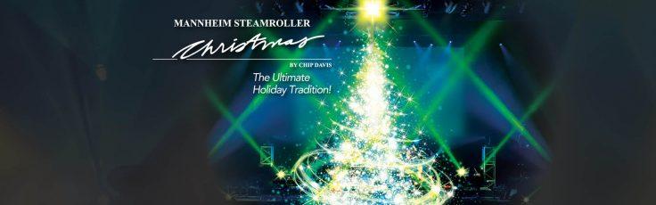 Manneheim Steamroller Christmas