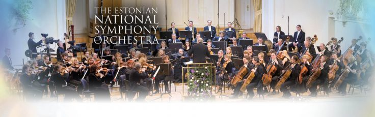 The Estonian National Symhony Orchestra