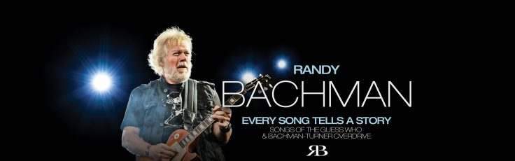Randy Bachman Show - Performing Arts and Leadership