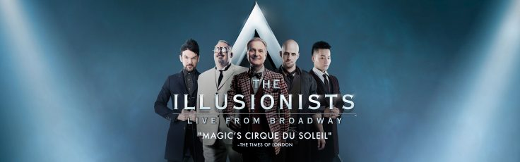 Picture of The Illusionists - Live from Broadway