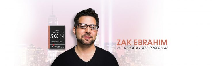 Picture of Zack Ebrahim - Author of The Terrorist's Son