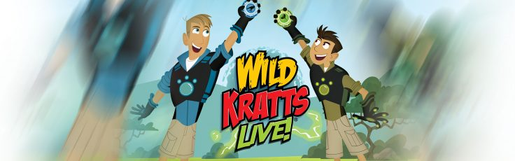 Picture of Wild Kratts Live!