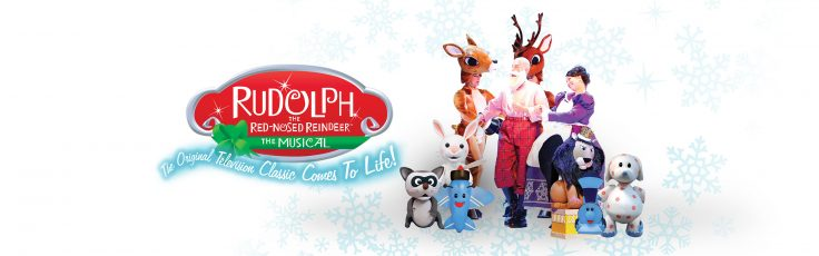 Picture of Rudolph the Musical - Performing Arts and Leadership
