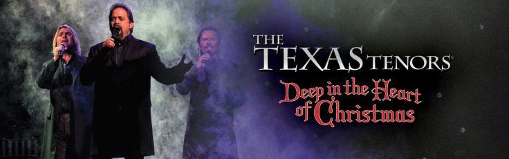 Picture of The Texas Tenors - Deep in the Heart of Christmas