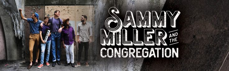 Picter of Sammy Miller and the Congregation band