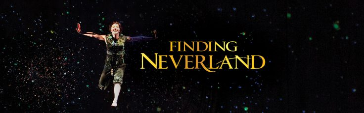 Picture of Finding Neverland performance