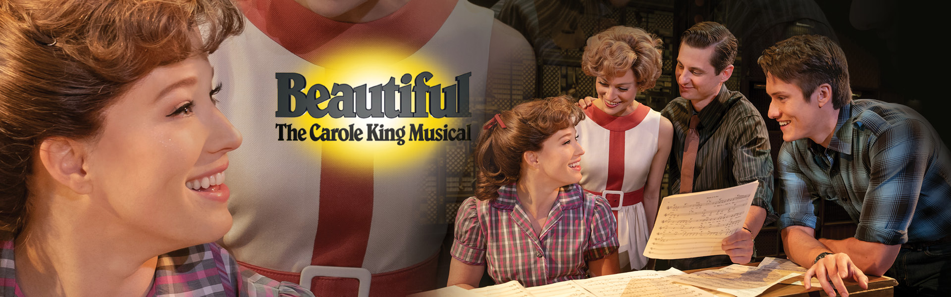 Picture of Beautiful - The Carole King Musical