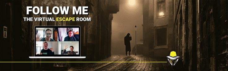 Follow Me: The Virtual Escape Room