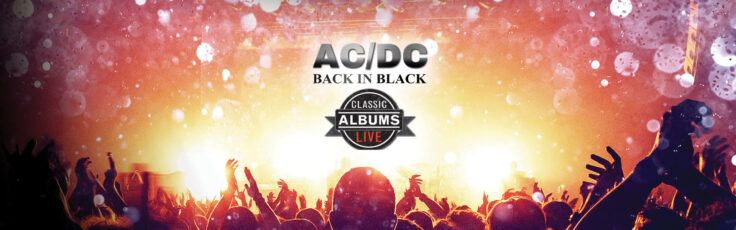 Picture of music group AC/DC Back in Black