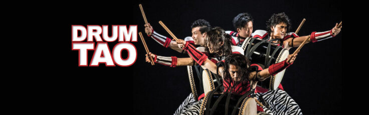 Picture of performance group Drum Tao