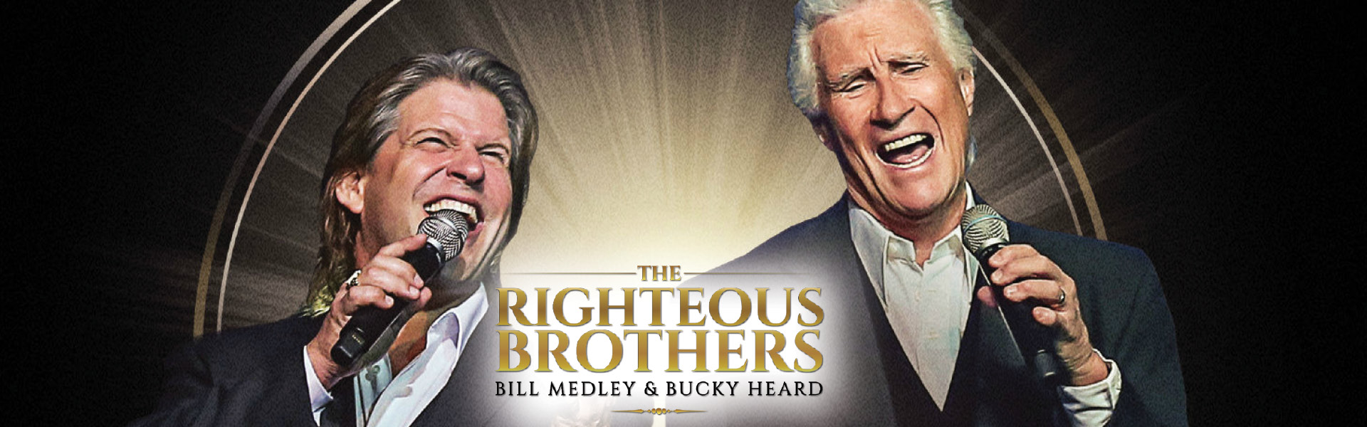 Picture of music group The Righteous Brothers