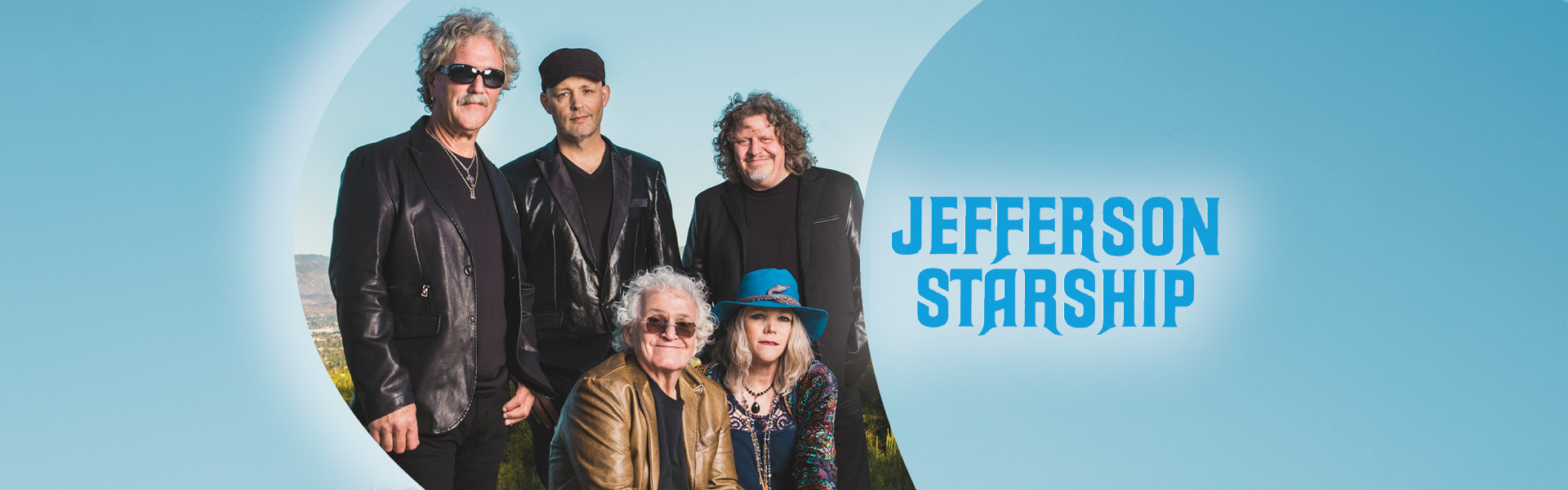 Picture of music group Jefferson Starship