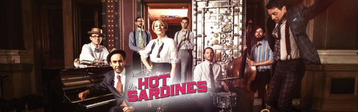 Picture of music group The Hot Sardines