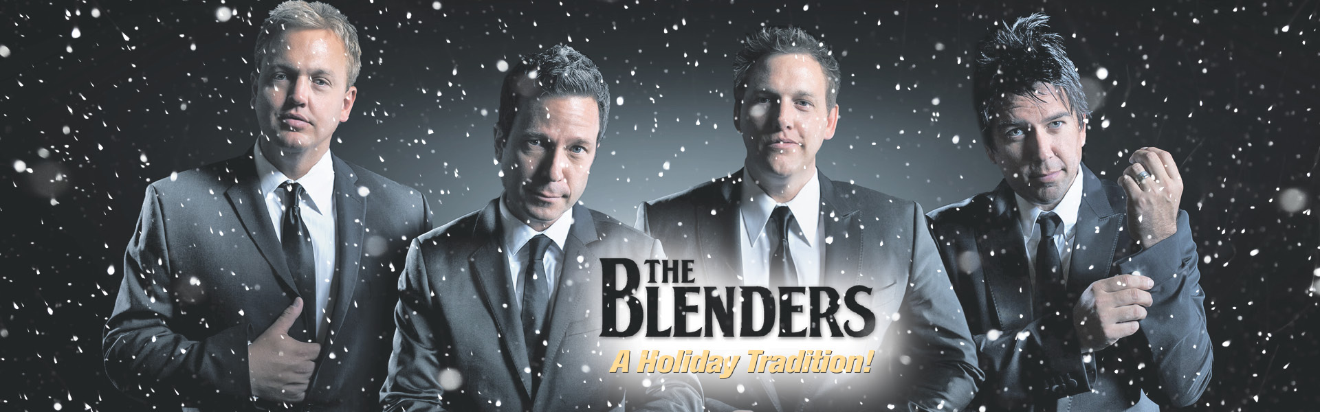 Picture of music group The Blenders