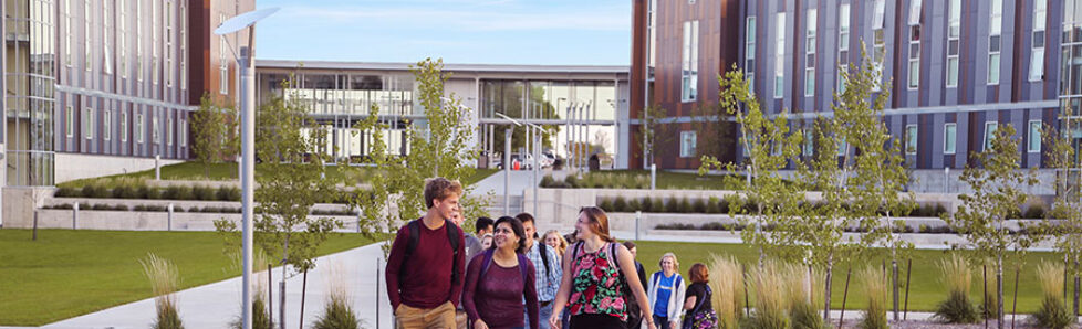 NIACC Housing Campus Visit