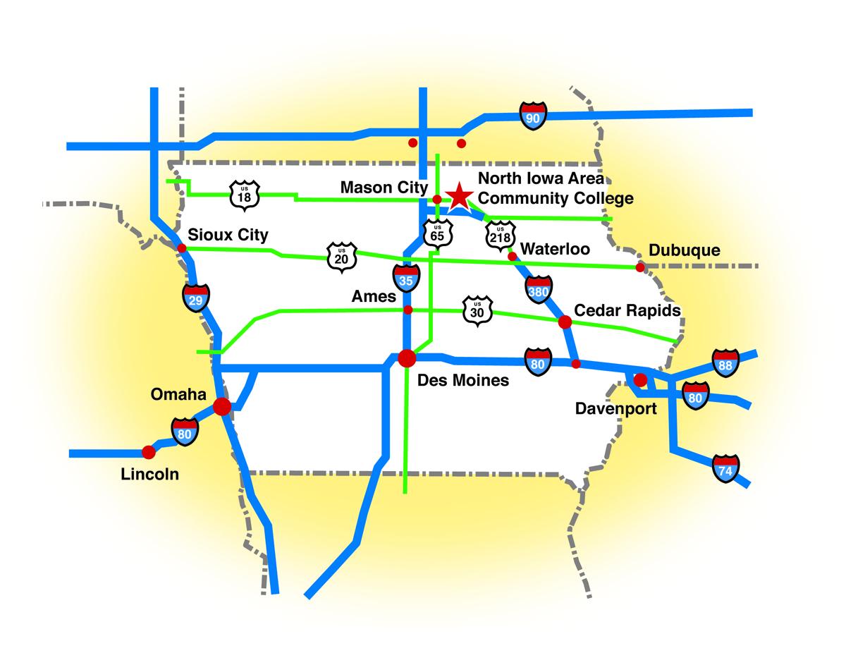 North St Avenue Iowa City Ia