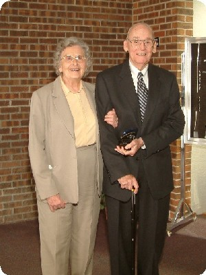Picture of James and Helen Brown