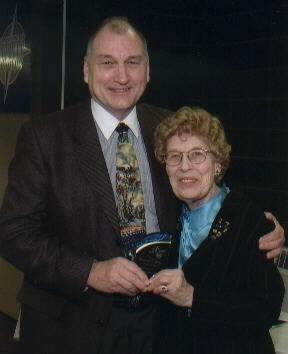 Picture of Ralph W.E. Decker and Helen Ristau