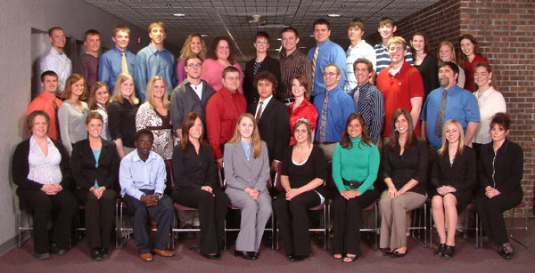 Picture ofPathways to Success Student Leaders