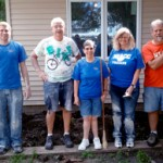 Picture of Group photo of Habitat for Humanity