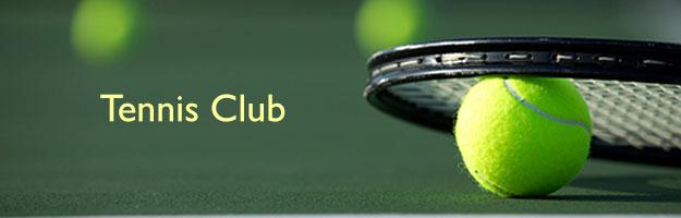 Tennis-Club at NIACC
