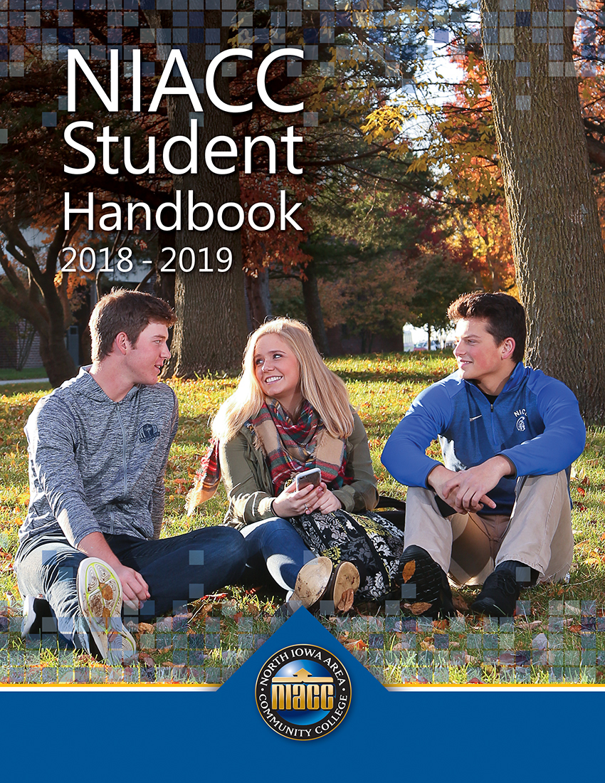 Student Handbook cover 2018