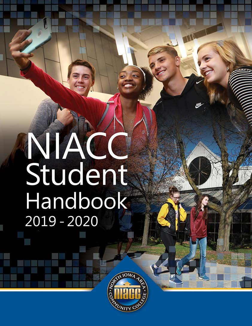 Student Handbook cover 2019