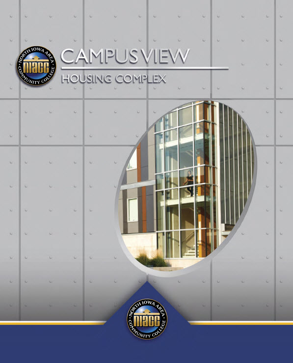 Campus View Housing Cover 2017