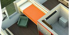 Campus View Housing Complex - Single Suite