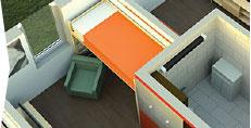 Campus View Housing Complex - Single Private Suite