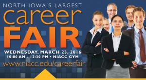 North Iowa's Largest Career Fair