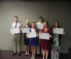 2015 YEA Scholarship Winners