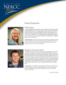 Picture of Student Perspectives Cover