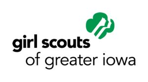 Logo for Girl Scouts of Greater iowa