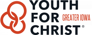 Graphic logo for Greater Iowa Youth For Christ