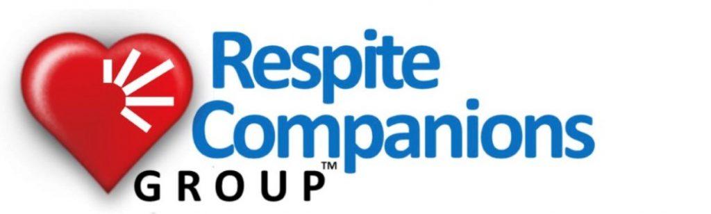 Graphic logo for Respite Companions Group