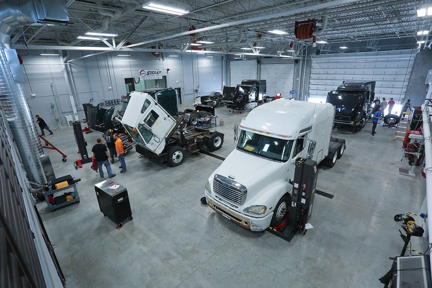 Diesel Technology Center
