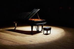 Grand Piano - Auditorium Upgrades
