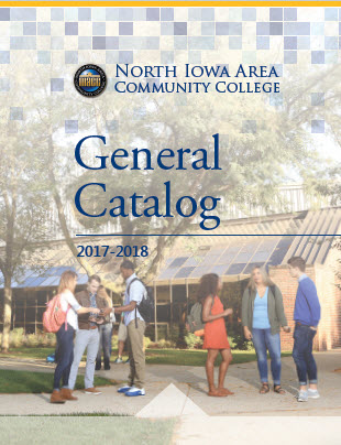 Picure of NIACC College Catalog Cover 2017-2018