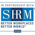 Graphic image of the Society for Human Resource Management Logo