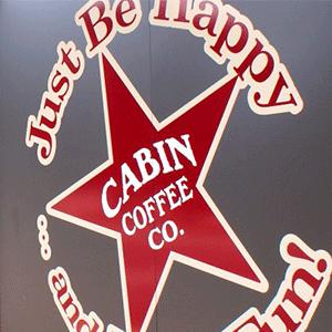 Cabin Coffee - News