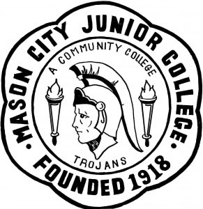 Graphic of the Mason City Junior College Logo
