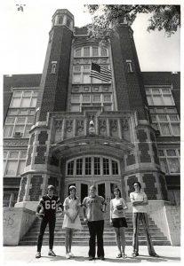 Picture of Mason City Junior College Mohawk Square