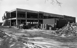 Picture of Construction of the NIACC campus