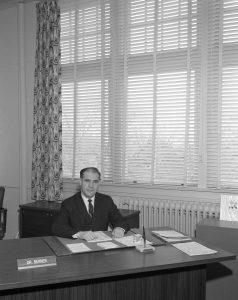 Picture of William Berner - Superintendent