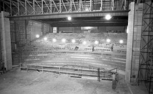 Picture of the Construction of the NIACC Auditorium
