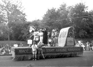 Picture of NIACC 75th Anniversary Parade Float
