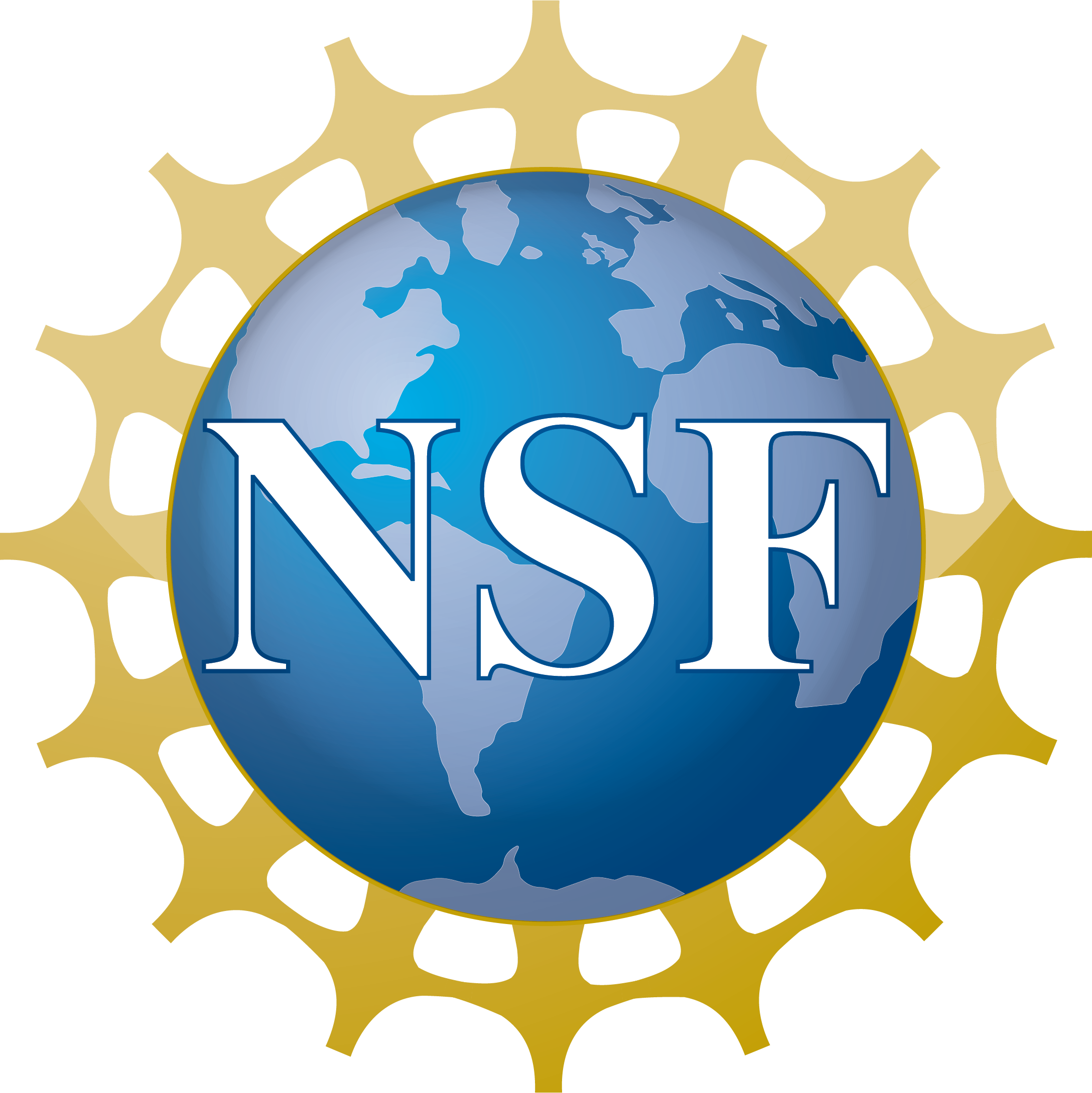 Graphic Logo for the National Science Foundation